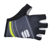 Sportful Gruppetto Pro Gloves - Black/Grey/Yellow
