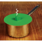 Home Silicone Cooking Lid - Green