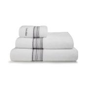 Calvin Klein Riviera Towel Range - White