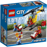 LEGO City: Aeropuerto: Set de introducción (60100)
