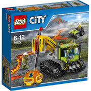 LEGO City: Vulkaan crawler (60122)