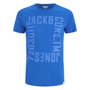 Jack & Jones Men's Core Wall T-Shirt - Surf the Web