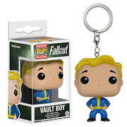 Fallout Vault Boy Pocket Pop! Key Chain