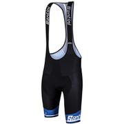 Santini Photon 2 Bib Shorts - Black/Blue