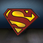 DC Comics Superman Logo Light