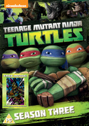 Teenage Mutant Ninja Turtles: Season 3 Complete Collection (Free Exclusive Poster Inside)