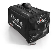 Scicon Race Rain Kit Bag - Black - Team Cofidis Edition