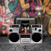 Build A Boombox Speaker