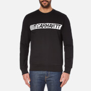 Carhartt Men's Cart Sweatshirt - Black/White