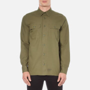 Carhartt Men's Long Sleeve Mission Shirt - Rover Green