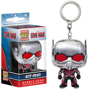 Capitán América: Civil War Ant-Man Pocket Pop! Key Chain