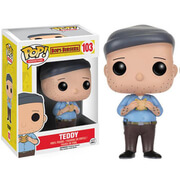 Bobs Burgers Teddy Funko Pop! Figuur