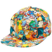 Pokémon - Pikachu and Friends Snapback Cap
