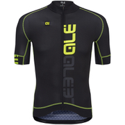 Alé PRR 2.0 Nominal Jersey - Black/Yellow