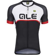 Alé Excel Veloce Jersey - Black/Red