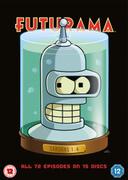 Futurama - Series 1-4