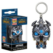 World of Warcraft Arthas Pocket Pop! Key Chain