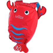 Trunki PaddlePak Pinch the Lobster Backpack - Medium - Red