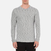 Selected Homme Men's Grad Crew Neck Sweatshirt - Light Grey Melange