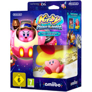Kirby: Planet Robobot + Kirby amiibo (Kirby Collection)