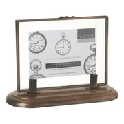Parlane Glass Photo Frame with Stand - Copper (250 x 180mm)