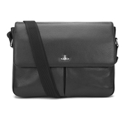 Vivienne Westwood Men's Milano Messenger Bag - Black