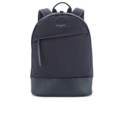WANT LES ESSENTIELS Men's Kastrup Backpack - Navy/Navy