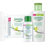 Simple Micellar Cleansing Pack