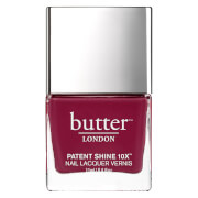butter LONDON Patent Shine 10X Nail Lacquer 11ml - Broody