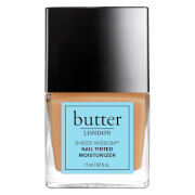 butter LONDON Sheer Wisdom Nail Tinted Moisturiser 11ml - Medium