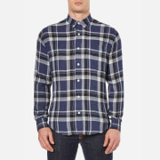 AMI Men's Summer Fit Shirt - Navy