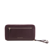WANT LES ESSENTIELS Women's Liberty Travel Zip Wallet - Jet Black