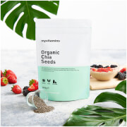 Organic Chia Seeds - 300g