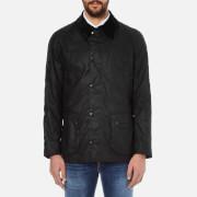 Barbour Men's Ashby Wax Jacket - Black