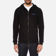 Barbour International Men's Small Logo Hoody - Black