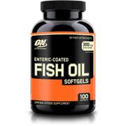 Optimum Nutrition Enteric Coated Fish Oil - 200 Softgels