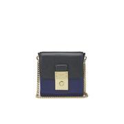 Ted Baker Women's Taela Luggage Lock Small Cross Body Bag - Dark Blue