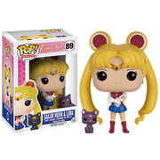 Figura Pop! Vinyl Sailor Moon y Luna - Sailor Moon