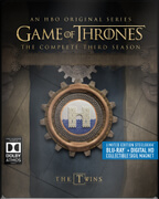 Game Of Thrones - Complete Third Season Limited Edition Steelbook (UK EDITION)
