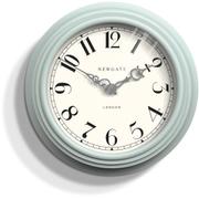 Newgate Dormitory Wall Clock - Mint Ice Cream