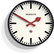 Newgate Putney Wall Clock - Black