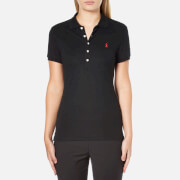 Polo Ralph Lauren Women's Julie Polo Shirt - Black
