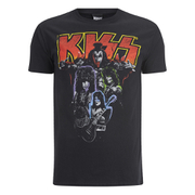 Kiss Men's T-Shirt - Black