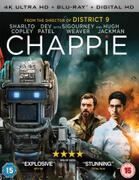 Chappie - 4K Ultra HD