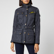 Barbour International Women's Polarquilt Jacket - Navy