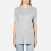 Cheap Monday Women's Radiance T-Shirt - Grey Melange