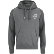 Crosshatch Men's Ozment Borg Lined Hoody - Forged Iron