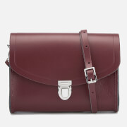 The Cambridge Satchel Company Women's Push Lock Bag - Oxblood