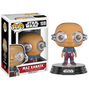 Star Wars: Le Réveil de la Force Maz Kanata Figurine Funko Pop!