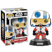 Star Wars: The Force Awakens Snap Wexley Funko Pop! Figuur